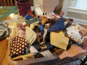 box of scraps