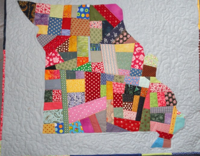 Missouri Crazy Quilt