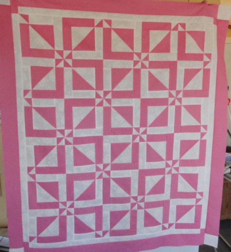 Cotton Candy Dreams quilt