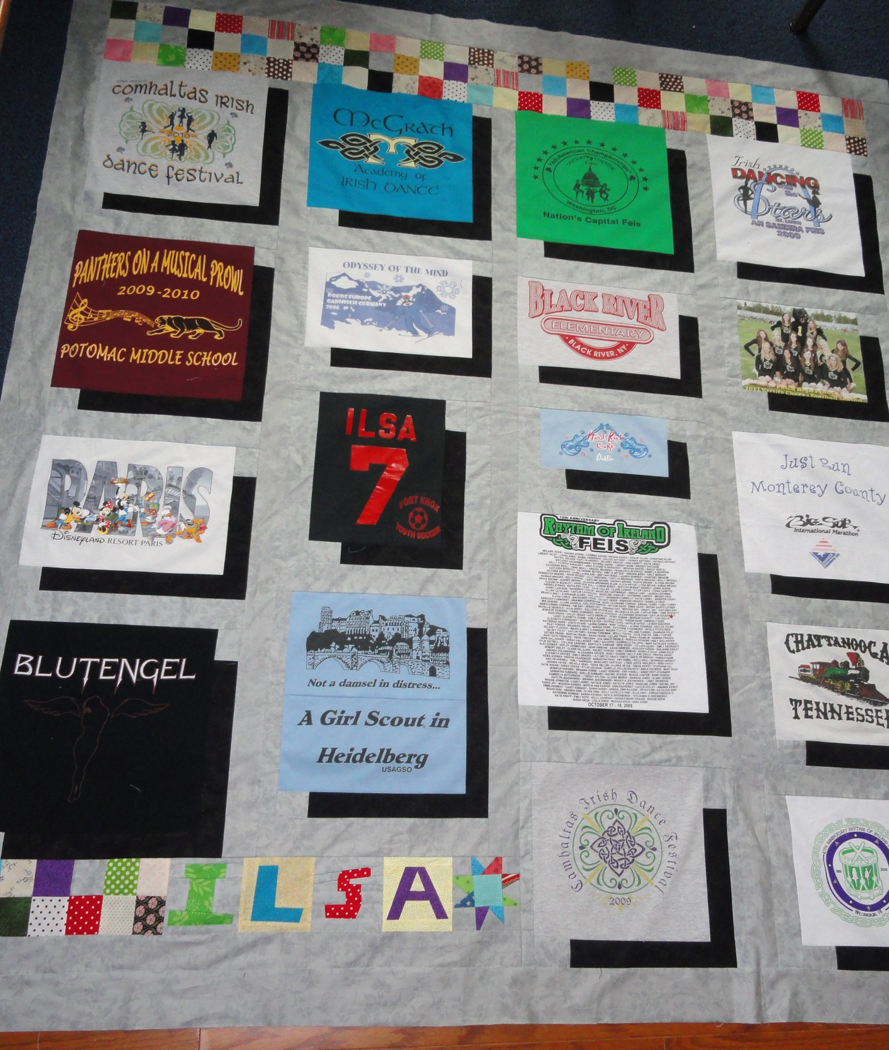 Special Quilts – See Kim Sew