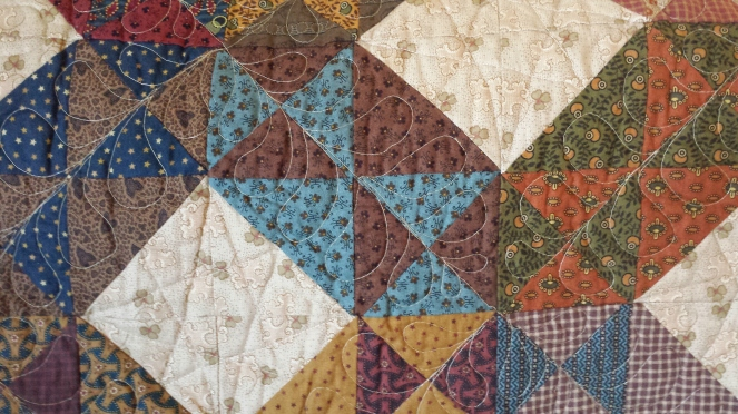 Free Time quilt