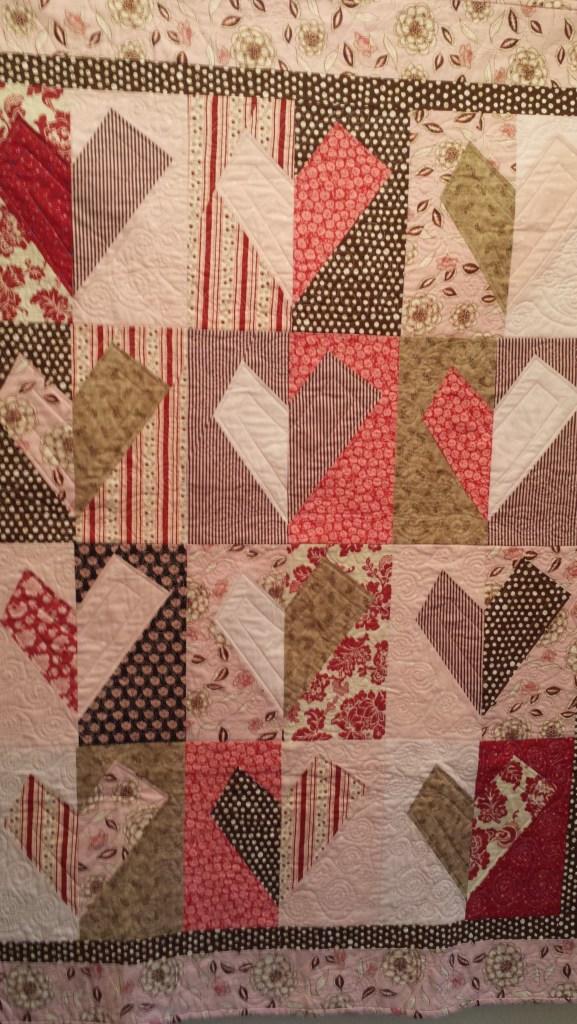 Valentine's quilt