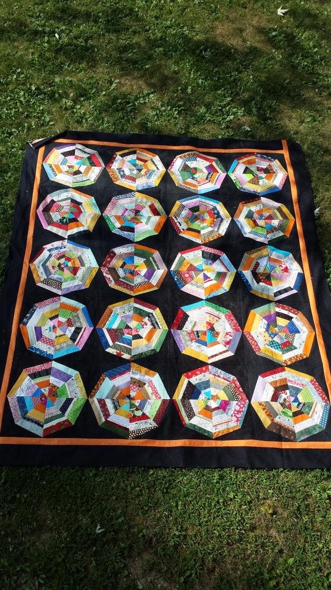 Charlotte's Web quilt