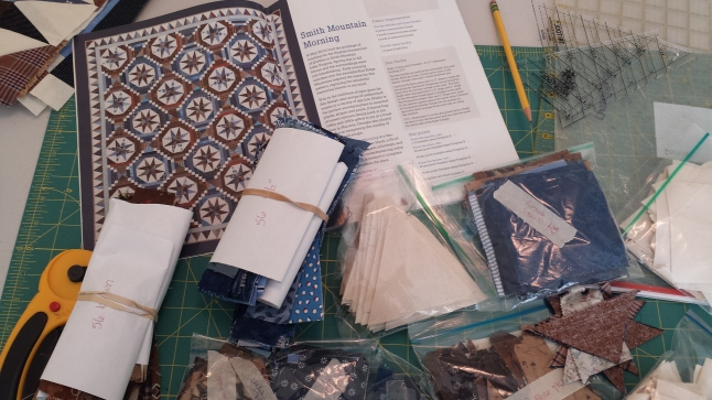 pieces for quilt